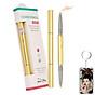 Chì che khuyết điểm Mira Cover Pencil Hàn Quốc No.21 Light beige tặng kèm móc khoá thumbnail