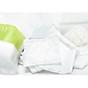 Một túi bông tẩy trang 180 miếng 3 lớp Miniso only the purest 4