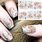 Sticker dán trang trí móng tay 1
