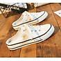 Giày Sneaker đạp gót Hoa cúc GD thumbnail