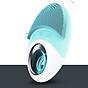 Máy massage mặt - Máy rửa mặt sợi gai silicon mềm mịn kháng khuẩn JJOL-09 ( Màu ngẫu nhiên ) 1