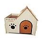 Nhà Gỗ Cho Chó Mèo Hiện Đại DH010 thumbnail