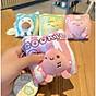 Móc Khóa Nhồi Bông Cookie Trái Cây Hình Gối Vuông Mini Quà Tặng Đồ Chơi Giảm Stress Có Kèn Kêu Bên Trong Siêu Đáng Yêu thumbnail
