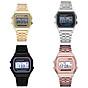 Đồng hồ điện tử thời trang thông minh nam nữ dây hợp kim cao cấp ZO51 - Đen thumbnail
