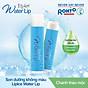 Son dưỡng không màu LipIce Water Lip mùi Chanh thảo mộc 4.3g 1