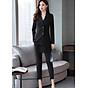 Set đồ nữ cao cấp, thiết kế sang chảnh, vạt áo phong cách - NP272 thumbnail