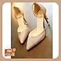 Giày cao gót bít mũi AT025 thumbnail