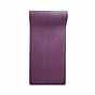 Thảm Tập Yoga Định Tuyến TPE 8mm 1 Lớp Cao Cấp Màu Tím Kèm Túi thumbnail