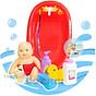 Đồ chơi thau bồn tắm có vòi sen cho bé HT-7604 thumbnail