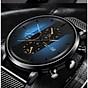 Đồng hồ nam business VINIEL thiết kế economicxi chất liệu dây thép phong cách thanh lịch VE118 Hàng Chính Hãng 1