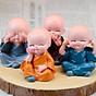 Bộ 4 Tượng Phong Thủy - br00595 1