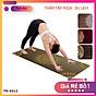 Thảm Tập Yoga Chất Liệu Vải Nỉ Có Nhiều Mẫu Họa Tiết Lựa Chọn Phù Hợp - Giá Tốt Nhất - TN-0312 thumbnail