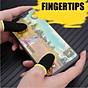 Bộ găng tay chơi game bao 10 ngón tay cao cấp chống mồ hôi chống trượt 2