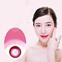 Máy massage mặt - Máy rửa mặt sợi gai silicon mềm mịn kháng khuẩn JJOL-09 ( Màu ngẫu nhiên ) 4