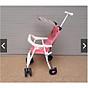 Xe đẩy du lịch (có mái che, phanh chân, bảo hiểm, túi đồ)- màu cho bé trai- chọn màu ngẫu nhiên 7