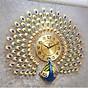 Đồng hồ Treo Tường Khổng Tước MM912YL 1