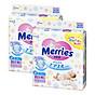 Combo 2 Ta bi m dán Merries size NB - 90 miếng (Cho bé dưới 5kg) thumbnail