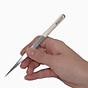 Nhíp Nối Mi Nhíp Thẳng Hoalys TW01 - Nhíp chuyên dùng để nối mi Classic, One By One, mũi nhíp nhỏ khít độ bền cao 5