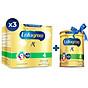 Combo 3 Hộp Sữa Bột Enfagrow A+ 4 (2.2kg) - Tặng Lon Sữa Bột Enfagrow A+ 4 (1.7kg) thumbnail
