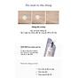 Kem dưỡng mắt giảm quầng thâm và giảm nhăn da Hidehere Hyaluron Eye Cream 25ml 5