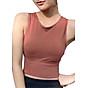 Áo cotton thun croptop 3 lỗ nữ kiểu dáng basic ôm body trẻ trung - ZA1110 thumbnail