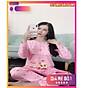 Đồ bộ bầu và sau sinh cho bú thời trang trẻ trung,mặc bầu và sau sinh,free size 42-70kg thumbnail