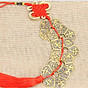 Dây Ngũ Phúc Hoa Mai Bằng Đồng thumbnail