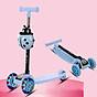 Xe trượt Scooter 3 bánh cho bé trai và gái lứa tuổi từ 3 đến 14 tuổi thumbnail