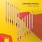 (BẢN MỚI) Chì Kẻ Viền Môi Vacosi Lipliner Pencil No.9 Dust Pink - Hồng Nude 3
