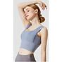 Áo croptop thể thao chạy bộ thể dục thể thao ,yoga , tập GY mã MTKWX7016 7
