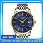 Đồng hồ nam KASAWI KAS1988 Lịch ngày sang trọng doanh nhân 2020 dây hợp kim thép không gỉ thumbnail