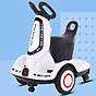 Xe trượt cân bằng có đèn và nhạc cho bé Xe cân bằng cao cấp PR003 thumbnail