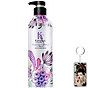 Dầu gội nước hoa Kerasys Elegence & Sensual hương violet và xạ hương Hàn Quốc 600ml + Móc khoá thumbnail
