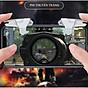 Bộ 2 nút bấm cực nhạy chơi game PUBG mobile, Freefire D99 7
