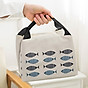 Túi đựng hộp cơm trưa giữ nhiệt đa năng, phù hợp cho cả nam và nữ, có nhiều kiểu dáng thumbnail