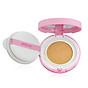 Phấn nước mỏng mịn Mira Cushion Air CC Cream Hàn Quốc 15g tặng kèm móc khoá 2