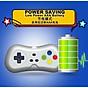 Máy Chơi Game 4 Nút HDMI Chơi Game PS1,Station Trên Tivi,Máy Trò Chơi Điện Tử Không Dây, Máy Game Stick 4K Điện Tử 4 Nút ( Tặng chai dầu tràm hoa nén) giao theo màu ngẫu nhiêni 4