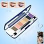 Phấn mắt 8 ô siêu mịn Mira Aroma Shadow Palette 8 Colors Hàn Quốc (2g x8) No.1 tặng kèm móc khoá 1