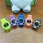 Đồng hồ thời trang trẻ em led SHOCK RESIST lte3,dây silicon mặt tròn,hiển thị giờ và ngày tháng tiện dụng.phù hợp cho trẻ. thumbnail