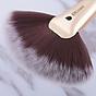 Cọ trang điểm DUcare 1 PC Fan Brush Highlighter 2