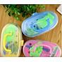Hộp đồ chơi đất sét 12 màu có khuôn cho bé 3