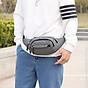 Túi đeo chéo bao tử nam nữ thời trang nhiều ngăn MIBAG41 3