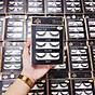 Lông mi chồn 3 Fashion Eyelashes 3 Faux (Dày mi L6) 2