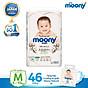 Tã quần Moony Natural M46 tặng hộp 4 miếng tã quần Moony Natural M thumbnail