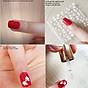 Combo 10 tấm decal dán móng nghệ thuật Nail art Enjoy J350 4