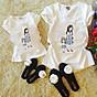 Combo 2 Áo thun Mẹ và bé - MB02 thumbnail