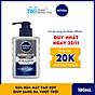 Sữa Rửa Mặt NIVEA MEN Tạo Bọt Giúp Sáng Da Vượt Trội (100ml) - 83956 thumbnail