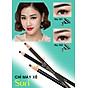 Chì mày xé Suri Eyebrow Pencil Hàn Quốc tặng kèm móc khoá 5