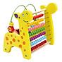 Bộ đồ chơi gỗ 3 trong 1 hình các con vật đáng yêu cho bé thumbnail