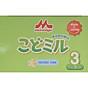 Combo 2 hộp Sữa Morinaga số 3 Hương vani (Kodomil) 216g 3